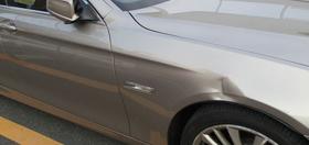 BMWのヘコミ修理