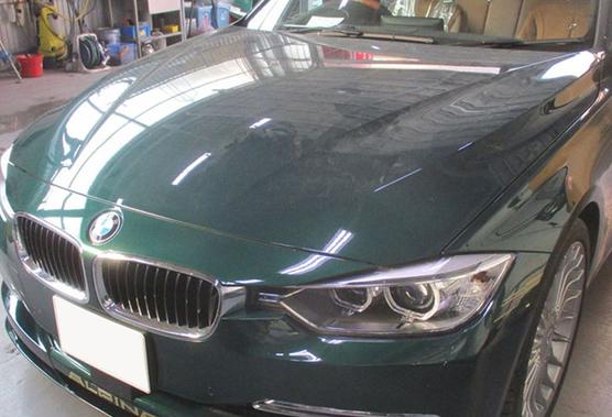 BMWのキズ・ヘコミ、事故・保険対応修理、車検・整備、全て任せられる工場はエステックのイメージ