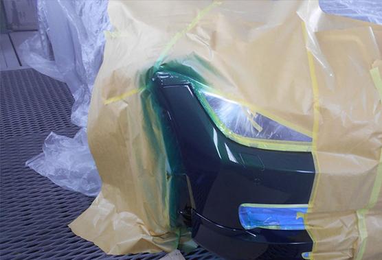 BMWの塗装イメージ