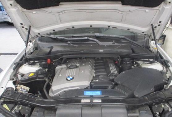 BMWの整備イメージ