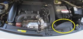 citroenのブレーキ修理