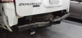 fordのヘコミ修理
