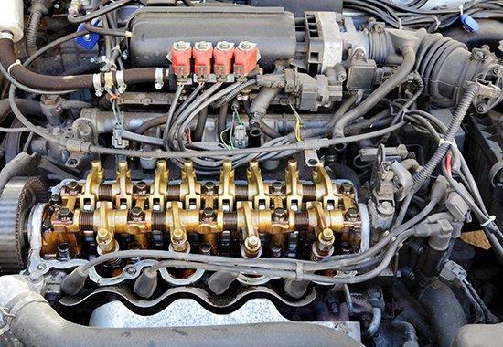 エンジントラブル対応イメージ