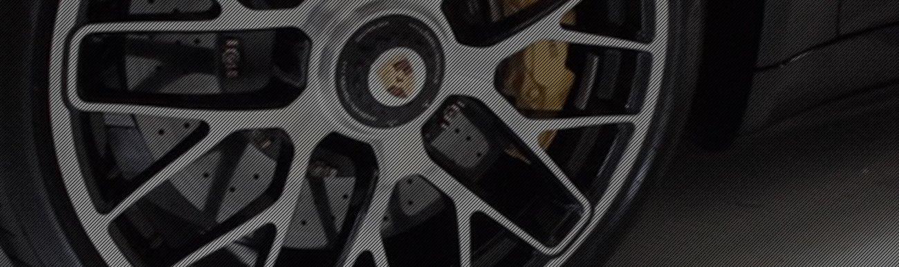 フェラーリのホイール修理イメージ