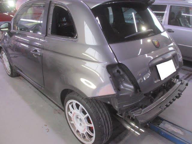 フィアット アバルト 595