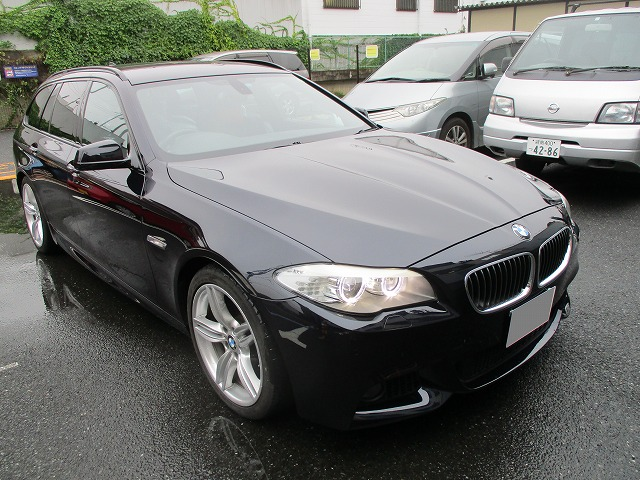 BMW F11 Mスポーツ